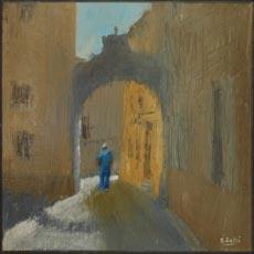 Arles at Noon